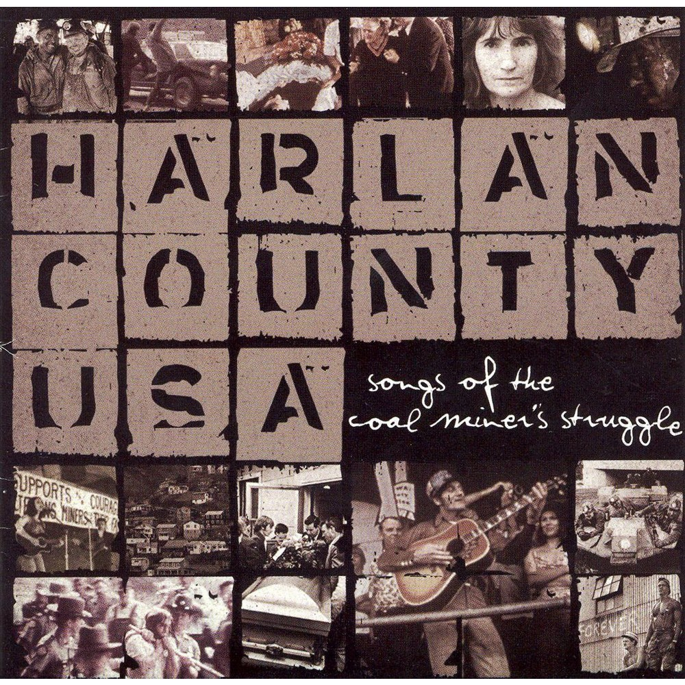 Various - Harlan Country Usa:Coal (Ost) (CD)