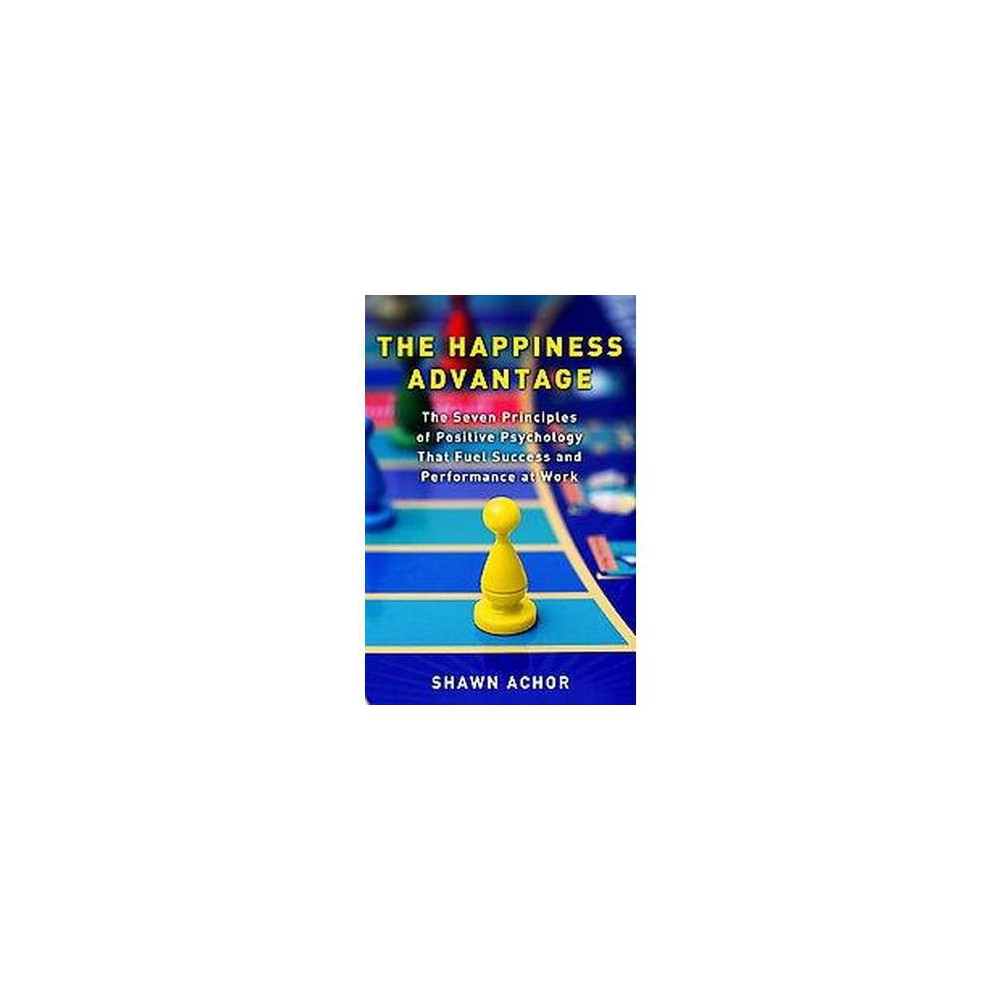 The Happiness Advantage (Hardcover)