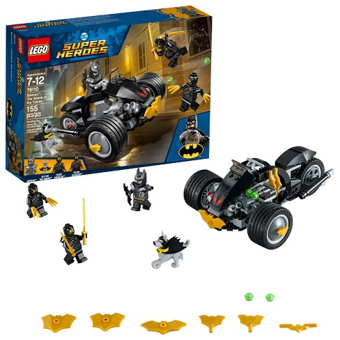 LEGO Super Heroes DC Comics Batman: The Attack of the Talons 76110 - image 1 of 6