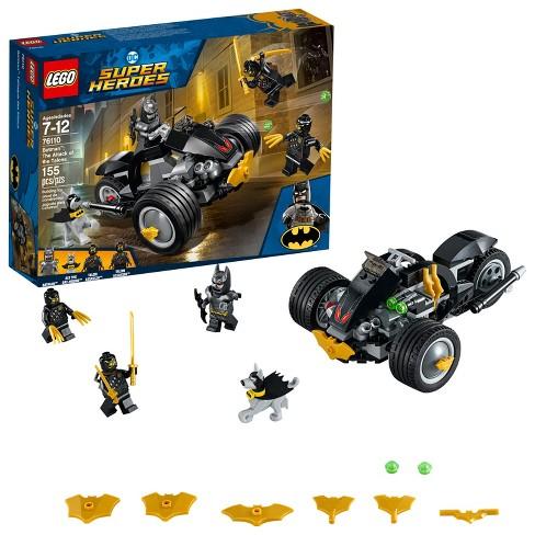 Lego Super Heroes Dc Comics Batman The Attack Of The Talons 76110