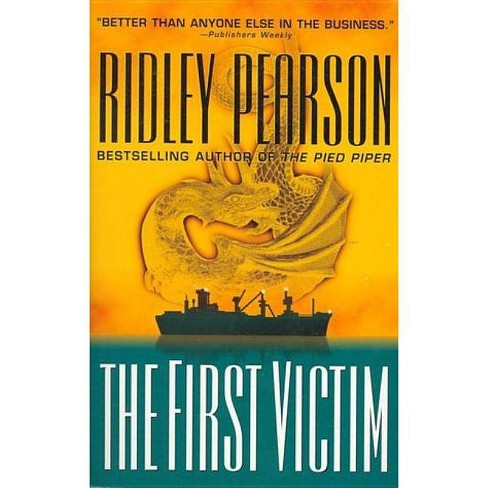 The First Victim - (Lou Boldt/Daphne Matthews) by  Ridley Pearson (Paperback) - image 1 of 1
