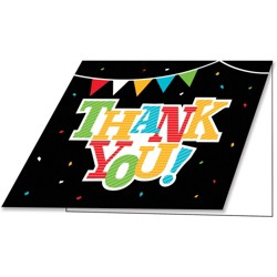8ct Graduation Head of the Class Thank You Cards