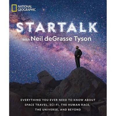 Startalk - by  Neil Degrasse Tyson & Jeffrey Simmons (Paperback)