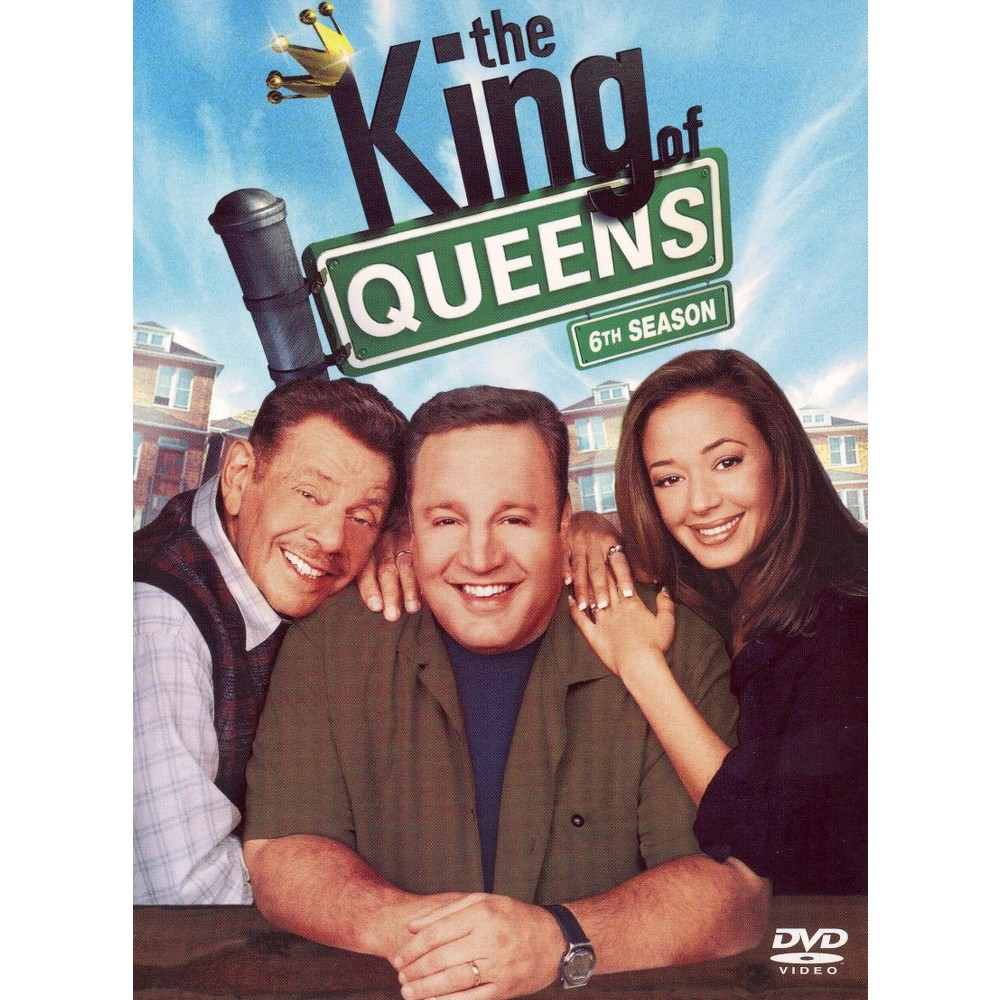 King of queens:The complete sixth sea (Dvd)