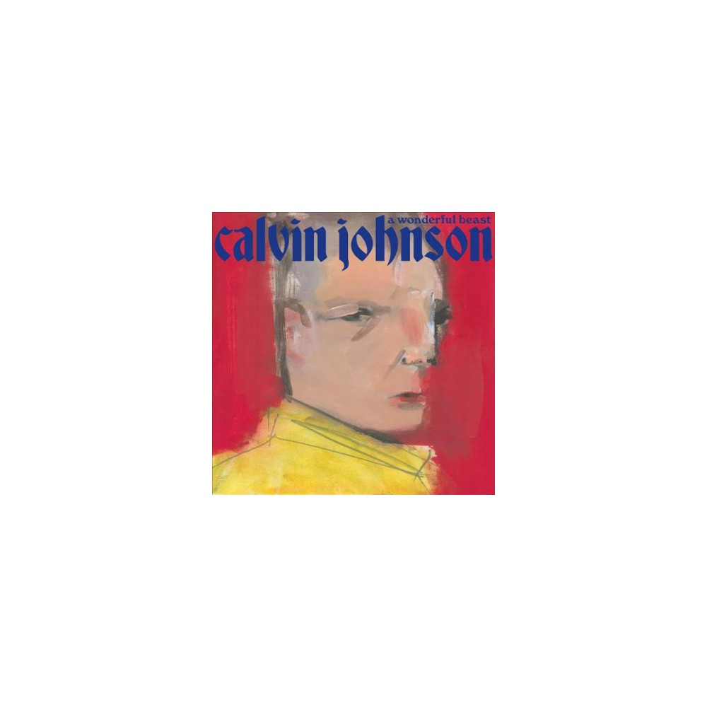Calvin Johnson - Wonderful Beast (CD)
