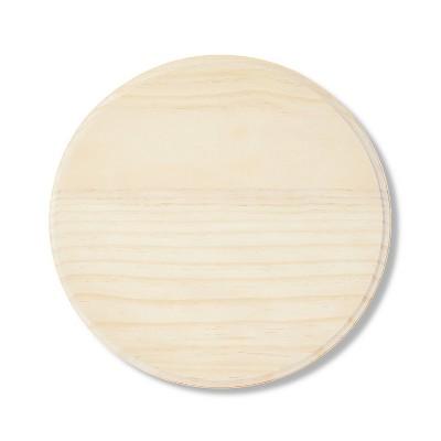 "12"" Round Wood Disc - Mondo Llama™"