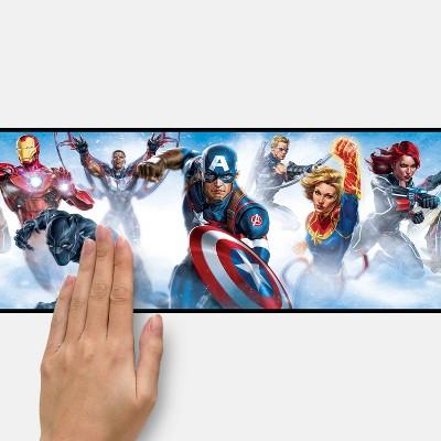 Avengers Peel and Stick Border - RoomMates