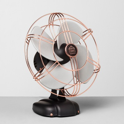Portable Fan Copper/Black - Hearth & Hand™ with Magnolia