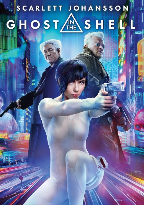 Ghost in the Shell (DVD) - image 1 of 1