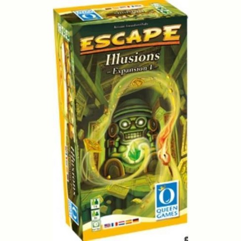 Escape Expansion #1 - Illusions Board Game - image 1 of 1
