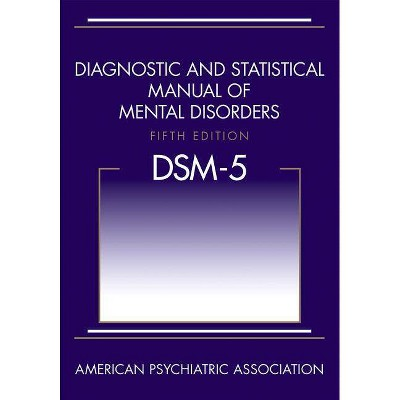 Diagnostic and Statistical Manual of Mental Disorders (DSM-5(r)) - 5th Edition (Paperback)