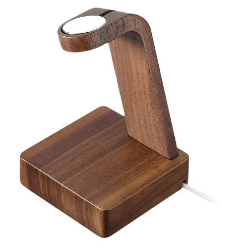 North Apple Watch Dock - Wood - image 1 of 4