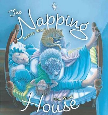 The Napping House Board Book - by Audrey Wood (Board_book)