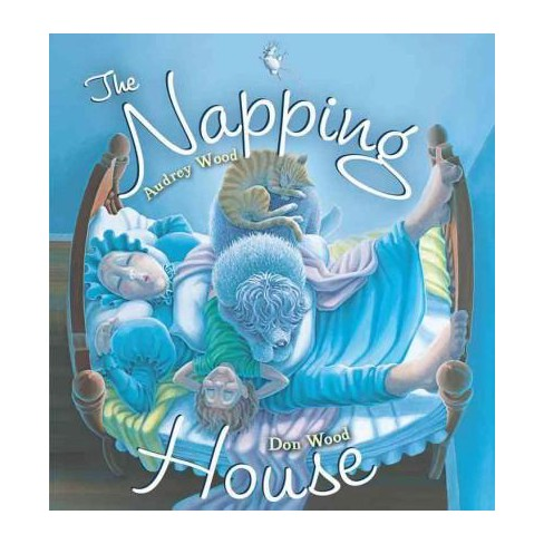 The Napping House Board Book - by  Audrey Wood (Board_book) - image 1 of 1