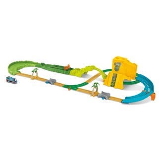 Fisher-Price Thomas & Friends TrackMaster Turbo Jungle Set