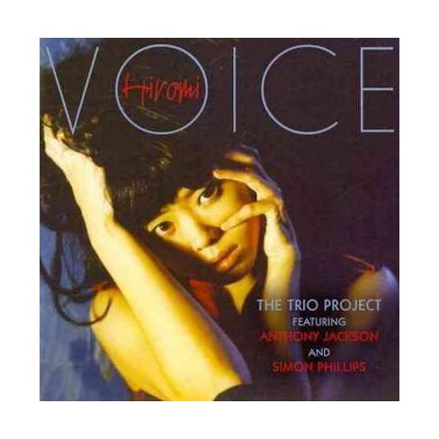 Hiromi - Voice (CD) - image 1 of 1