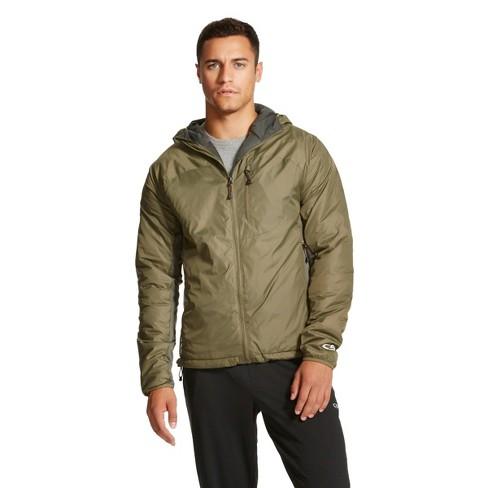 C9 Champion® - Men's Wind Jacket Green XXL - image 1 of 1