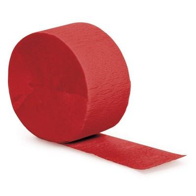 6ct Streamer Red