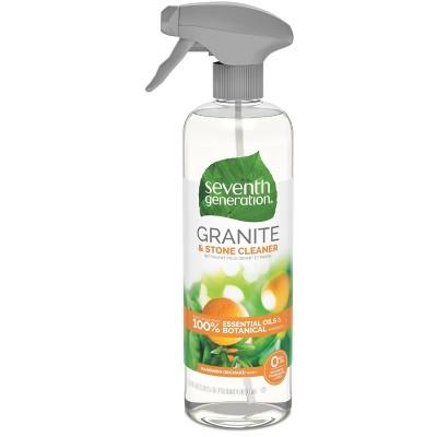 Seventh Generation Mandarin Orchard Granite Cleaner - 23oz