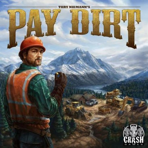 Pay Dirt (Kickstarter Edition) Board Game - image 1 of 1