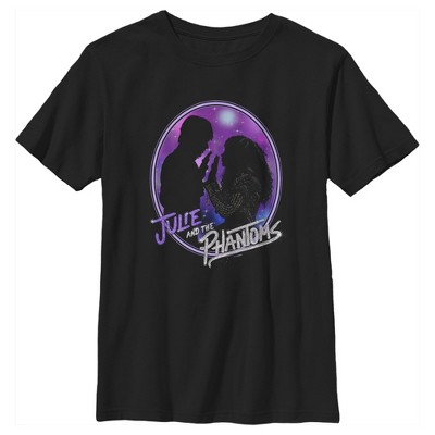 Boy's Julie and the Phantoms Silhouette Frame T-Shirt