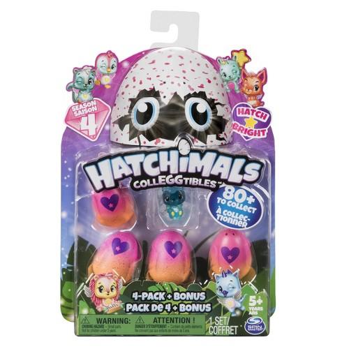Hatchimals Colleggtibles - 4pk