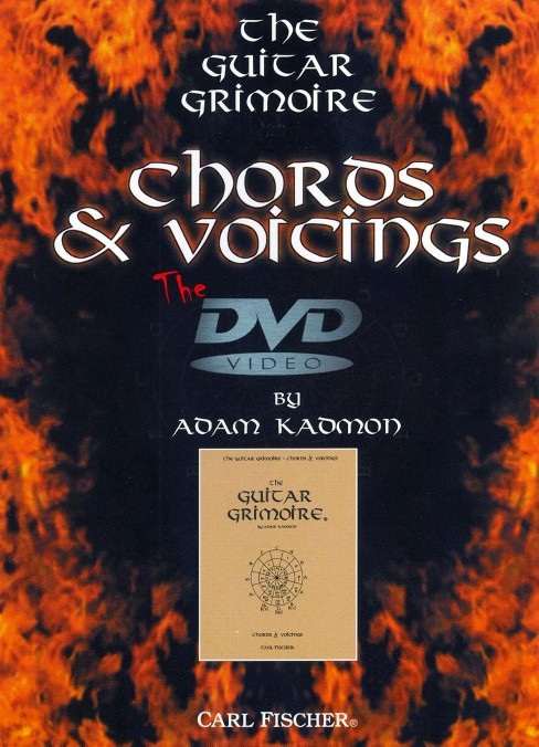 Guitar Grimoire:Chords And Voicings (DVD) - image 1 of 1