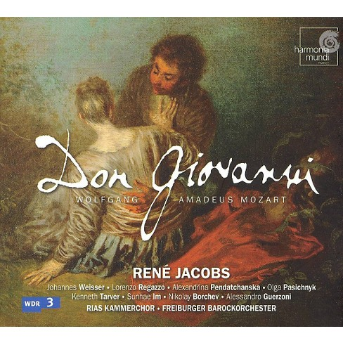 Mozart: Don Giovanni (CD) - image 1 of 1