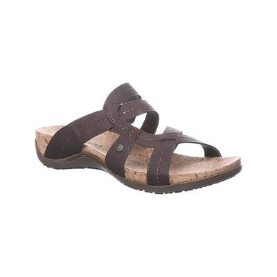Bearpaw Women's Kai II Wide Sandals.