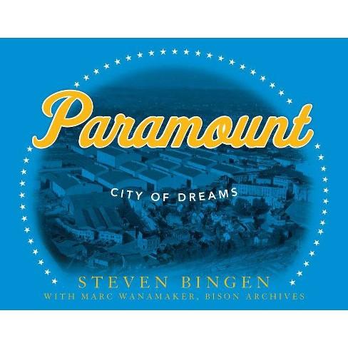 Paramount - by  Steven Bingen (Hardcover) - image 1 of 1