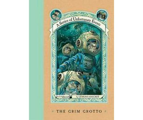 Grim Grotto (Hardcover) (Lemony Snicket) - image 1 of 1