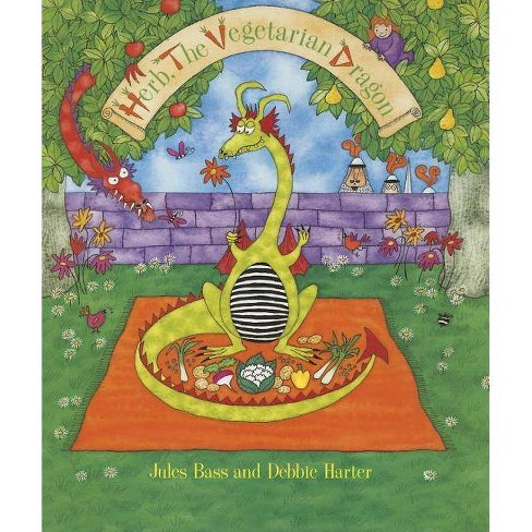 Herb, the Vegetarian Dragon - by  Jules Bass (Paperback) - image 1 of 1