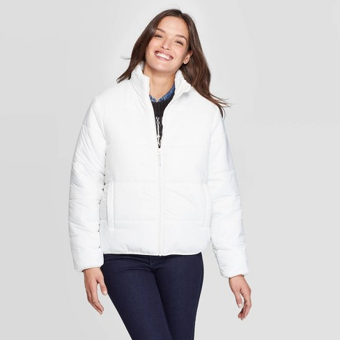 Women's Puffer Jacket - Universal Thread™ - image 1 of 2