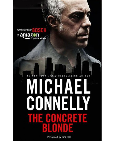 Concrete Blonde (Unabridged) (CD/Spoken Word) (Michael Connelly) - image 1 of 1