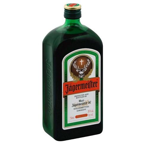 Jagermeister Cordial Liqueur 750ml Bottle Target