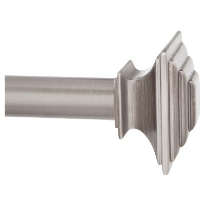 "Mission 1"" Premium Decorative Window Curtain Rod - Kenney ™"