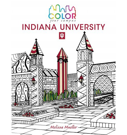 Indiana University (Paperback) - image 1 of 1