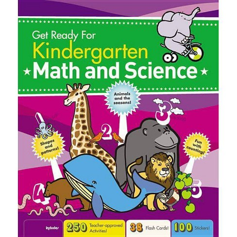 Get Ready for Kindergarten: Math & Science - by  Elizabeth Van Doren (Mixed media product) - image 1 of 1