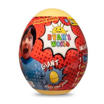 Ryan's World Surprise Beach Egg Pack