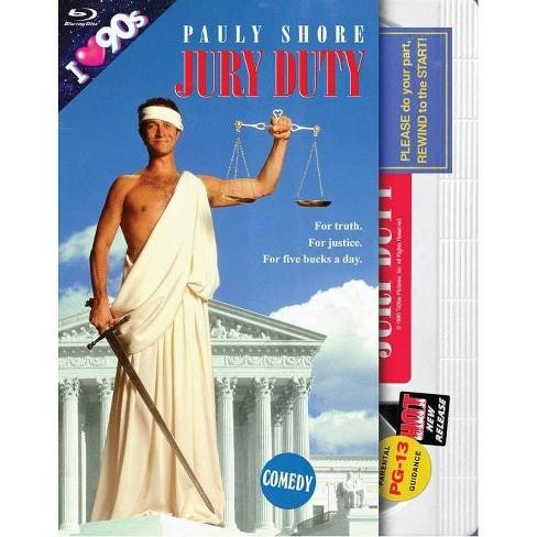 Jury Duty (Blu-ray) - image 1 of 1