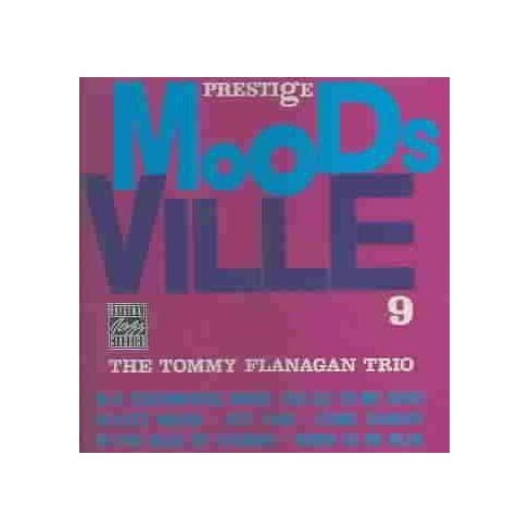 Tommy Trio Flanagan - Moodsville (CD) - image 1 of 1