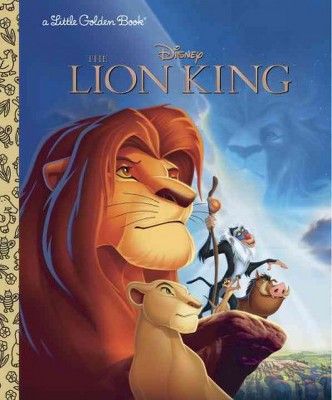 Lion King (Hardcover)(Justine Korman)