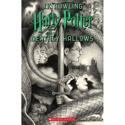 Harry Potter and the Deathly Hallows - Harry Potter by J. K. Rowling