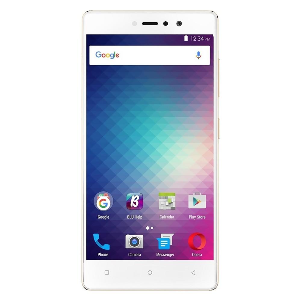 Blu Vivo 5R V0090UU (Gsm Unlocked) 32GB Smartphone - Gold