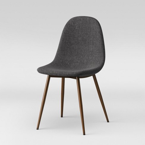Copley Upholstered Dining Chair Dark Gray Project 62 Target