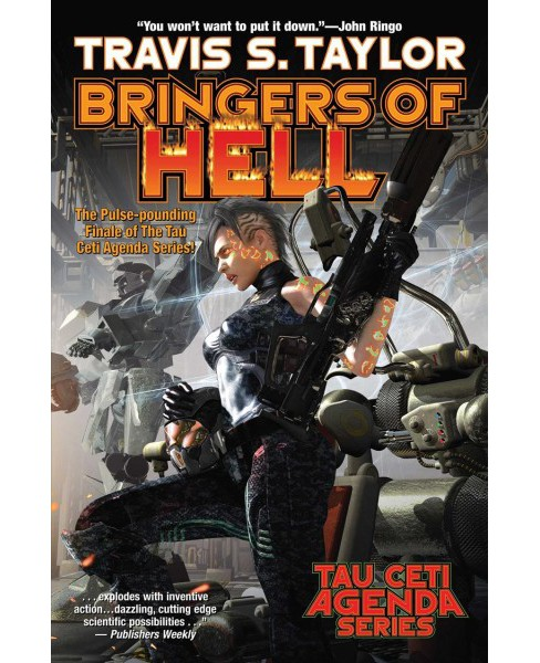 Bringers of Hell (Hardcover) (Travis S. Taylor) - image 1 of 1