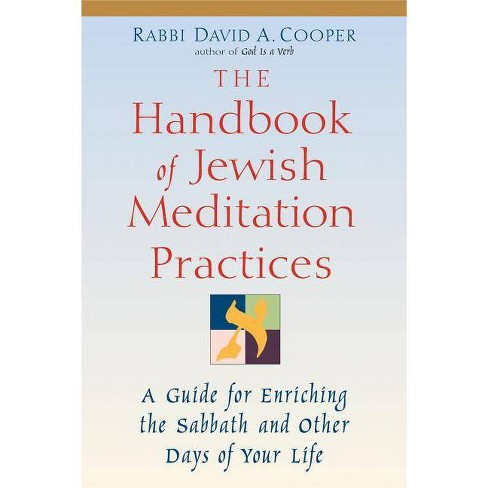 The Handbook of Jewish Meditation Practices - by  David A Cooper (Paperback) - image 1 of 1