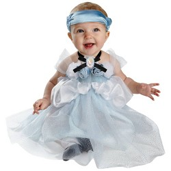 Cinderella Baby Costume