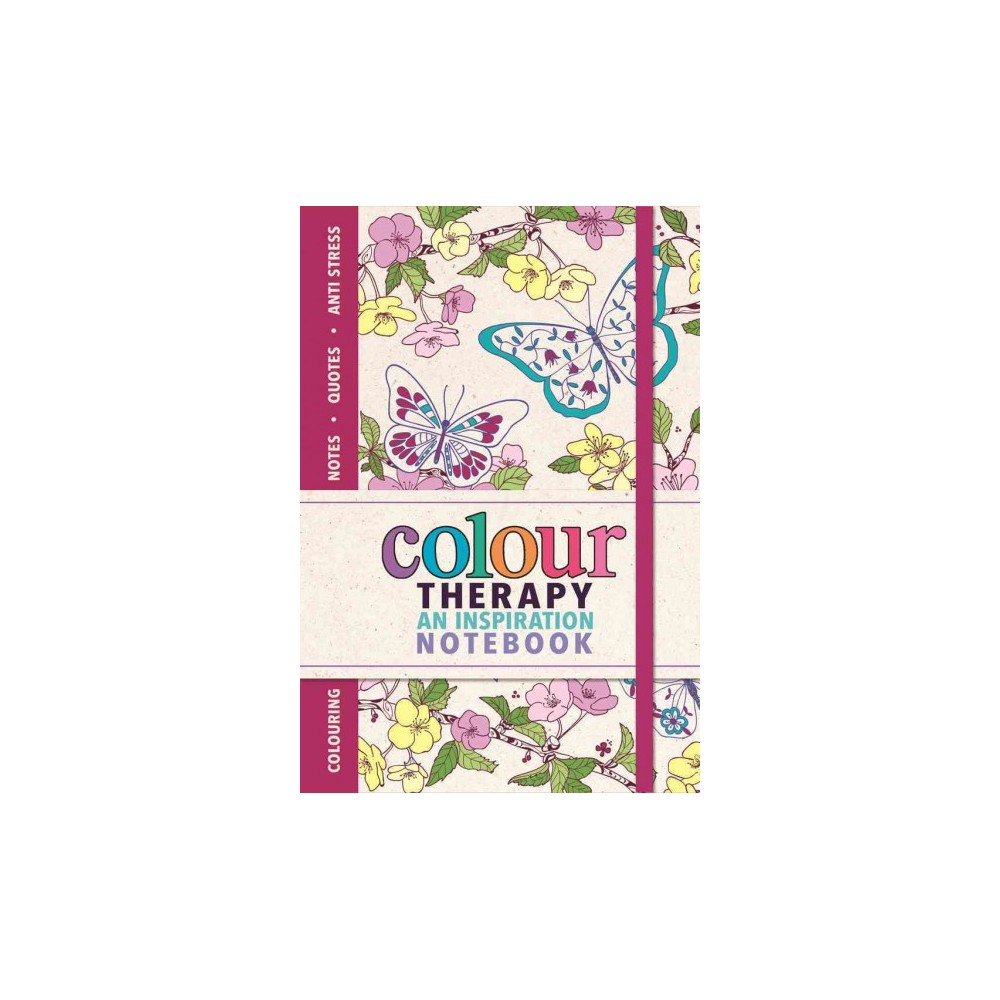 Colour Therapy : An Inspiration Notebook (Paperback) (Sam Loman)