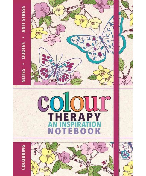 Colour Therapy : An Inspiration Notebook (Paperback) (Sam Loman) - image 1 of 1